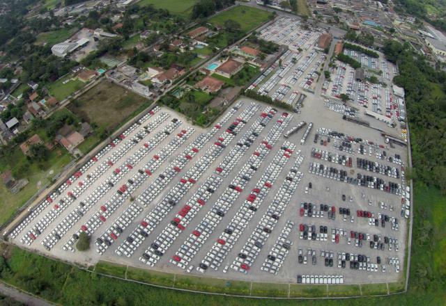 Empresa de transporte de veículos