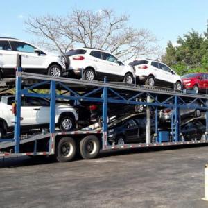 Transportadora transporte veiculos